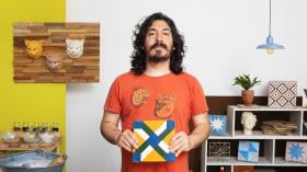 Design und Herstellung von Fliesen für Anfänger. A Handarbeit course by Juan Manuel Rossi