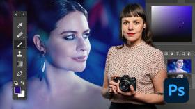 Adobe Photoshop para edición fotográfica profesional. Un curso de Fotografía y Vídeo de Nina Bruno
