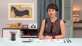 Del relato autobiográfico al cuento ilustrado. Un curso de Ilustración de Paloma Valdivia