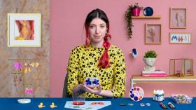 Diseño de joyería en resina. Un curso de Craft y Moda de Mia Winston-Hart