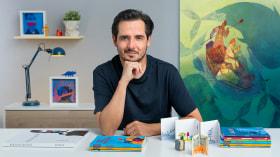 Libro infantile illustrato: crea una storia unica. Un corso di Illustrazione di Weberson Santiago