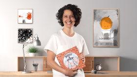 Libro álbum infantil de principio a fin. Un curso de Ilustración de Claudia Rueda