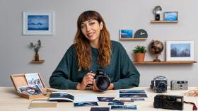 Fotografia artística: transforme conceitos em imagens. Um curso de Fotografia e Vídeo de Irene Cruz