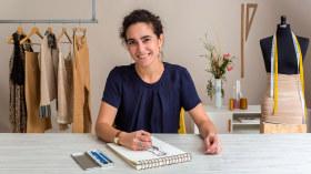 Introducción al diseño de moda. Un curso de Moda de Lupe Gajardo