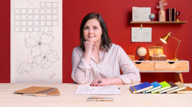 Introduction to Illustrated Bullet Journaling. A Illustration, and Craft course by Annie Weir