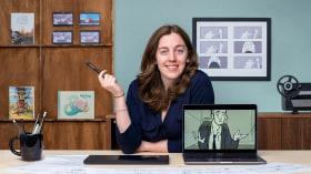 Introduction au storyboarding. Un cours de Illustration de Laura Ewing Ferrer