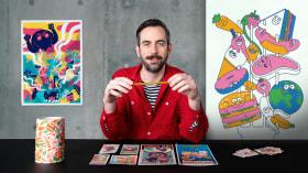 Diseño creativo de personajes para productos. Un curso de Ilustración de Rob Flowers