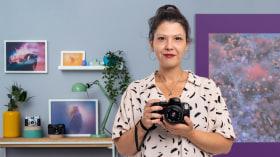 Retrato fotográfico analógico: crie atmosferas únicas. Um curso de Fotografia e Vídeo de Maria Louceiro