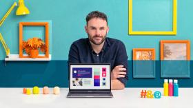 Teoría del color aplicada a proyectos online. Un curso de Diseño, Diseño Web y App de James Eccleston