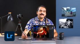 Fluxo de trabalho e edição em lote no Lightroom . Um curso de Fotografia e Vídeo de Diego Figueroa González