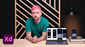 Creación de prototipos interactivos con Adobe XD. Un curso de Diseño Web y App de José Galeano