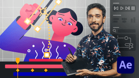 Adobe After Effects für Anfänger . A 3-D und Animation course by Manuel Neto