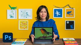 Ilustração de infográficos para crianças e jovens. Um curso de Design e Ilustração de Daniela Martagón