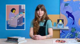 Ilustración editorial para revistas. Un curso de Ilustración de Emma Hanquist