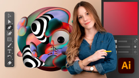 Adobe Illustrator para iniciantes. Um curso de Ilustração de Tina Touli