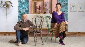 Restauration et transformation de meubles pour débutants. Un cours de Loisirs créatifs de Antic&Chic