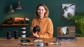 Fotografia de viagens e lifestyle. Um curso de Fotografia e Vídeo de Julia Nimke