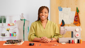 Sewing Machine 101: Make Your First Dress. A Fashion course by Juliet Uzor