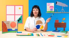 Creación de álbumes ilustrados para pequeños lectores. Un curso de Ilustración de María Ramos