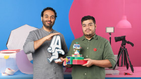 Mixed Media Animation: Bring Your Creations to Life. A 3D, and Animation course by Estudio Agite