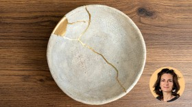 Introduction to Kintsugi: Repair Your Pottery with Gold. A Craft course by Clara Graziolino