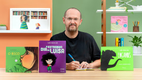 Creating Children's Stories. A Writing course by Ilan Brenman