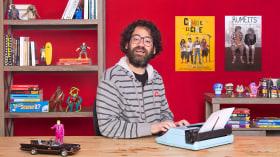 Escritura de un guion audiovisual de comedia. Un curso de Fotografía y Vídeo de Gonzalo Ladines