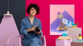Direção criativa para fotografia de produtos. Um curso de Fotografia e Vídeo de Josefina Mogrovejo