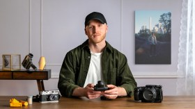 Cinematografia com luz natural. Um curso de Fotografia e Vídeo de Albin Sjödin