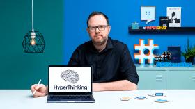Personal branding online: la metodologia Hyperthinking. Un corso di Marketing , e Affari di Philip Weiss
