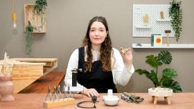 Diseño y creación de joyas en latón desde cero. Un curso de Craft y Moda de Freya Alder