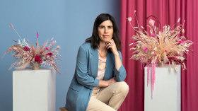 Diseño de centros florales con técnicas de secado y teñido. Un curso de Diseño y Craft de Violeta Gladstone