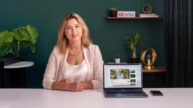 Estratégias de crescimento para canal de YouTube. Um curso de Marketing, Negócios, Fotografia e Vídeo de Marija Dzemionaite