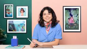 Magical Realism for Children's Illustration. A Illustration course by Juanita Londoño Gaviria