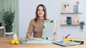 Marchetaria moderna: decore com madeira. Um curso de Craft de Chelsea Vivash