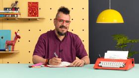 Techniques de créativité : écrire pour le jeune public. Un cours de Écriture de Luis Téllez Tejeda