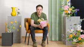 Diseño de arreglos con flores de temporada. Un curso de Craft de Bloom And Burn