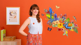 Paper Collage Murals: Create Nature-Inspired Wall Art. A Illustration, and Craft course by Clare Celeste Börsch