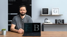 Creative Coding: Making Visuals with JavaScript. A Web, App Design, 3D, and Animation course by Bruno Imbrizi