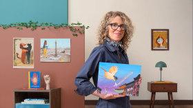 Collage créatif : racontez des histoires par couches. Un cours de Illustration , et Craft de Ellen Weinstein