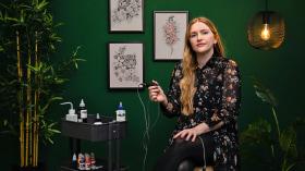 Introduzione all'arte del tatuaggio. Un corso di Illustrazione di Ella Rose