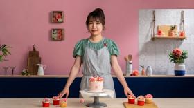 Flores de crema de mantequilla para cake design. Un curso de Diseño y Craft de Kate Kim