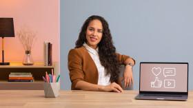 Social-Media-Strategie: Entwickle, verwalte und starte Kampagnen . A Marketing und Business course by Ana Marin
