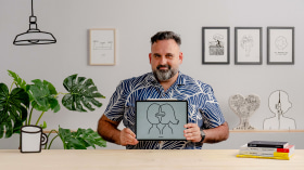 Kreativitätstechniken: Ein Spielplatz für Zeichenideen. A Illustration course by Javirroyo