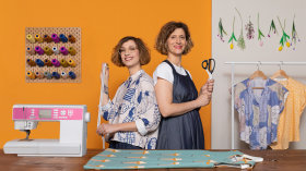Design and Make a Dress from the '60s . A Craft, and Fashion course by Nivule + Pesci Rossi