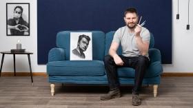 Künstlerisches Porträtzeichnen: Authentische Gesichtsausdrücke . A Illustration course by Sam Brisley