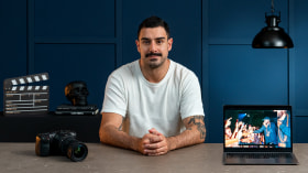 Direção de videoclipe: do conceito à apresentação. Um curso de Fotografia e Vídeo de Fred Ouro Preto
