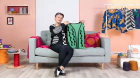 Refashioning Techniques for a Sustainable Wardrobe. A Craft course by Gaia Segattini