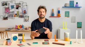 Produktdesign: Farben, Material und Formen. A Design course by Lex Pott