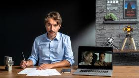 Introducción a la dirección cinematográfica. Un curso de Fotografía y Vídeo de César Pesquera